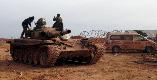 Halep'teki Kürt bölgeleri için 15 örgüt YPG'ye karşı birleşti