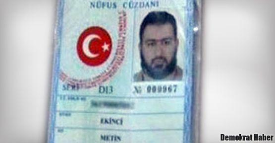 Halep'te öldürülen Türkün kimliği yayınlandı