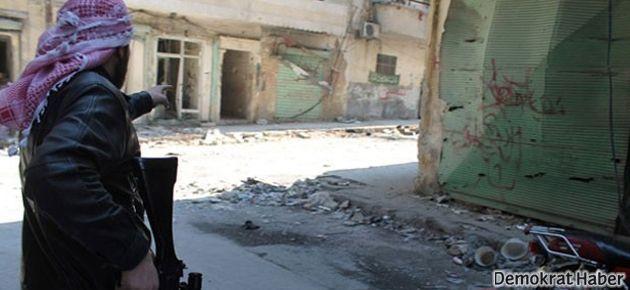 Halep'teki çatışmalar Kürtleri göçe zorluyor