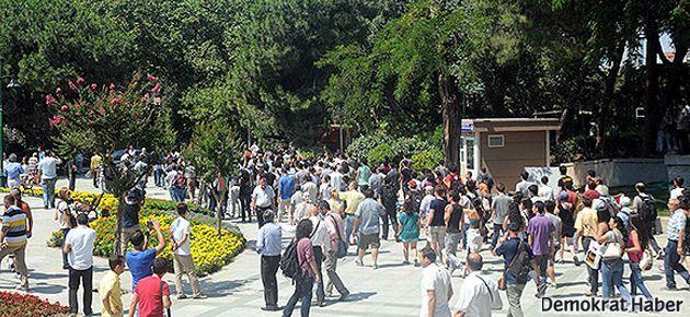 Halk Gezi Parkı'na kavuştu