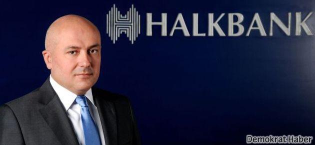 Halkbank Genel Müdürü'nün yapmadığı kalmamış