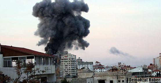 Hamas: İsrail'i vurduk