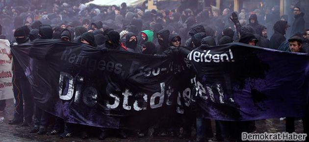 Hamburg'daki çatışma ve gerilimin arkasında ne var?
