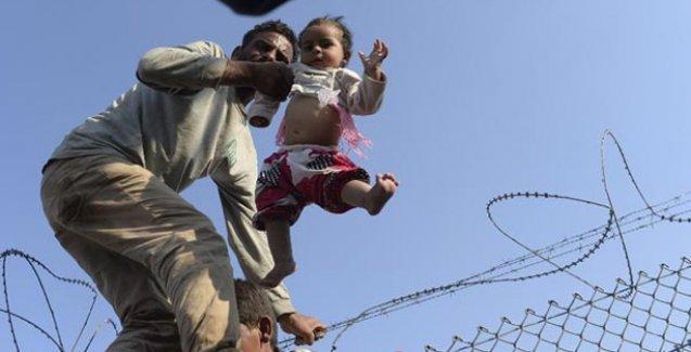 Hangi Avrupa ülkesi kaç Suriyeli sığınmacı kabul etti?