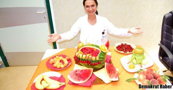 Hangi meyve neye iyi geliyor?