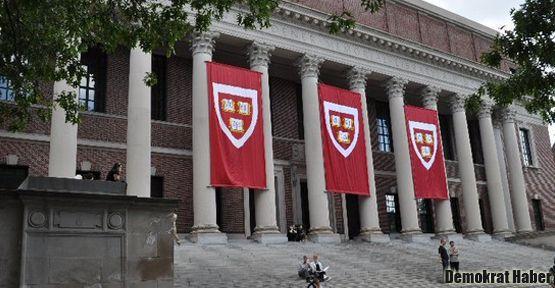Harvard'da kopya skandalı