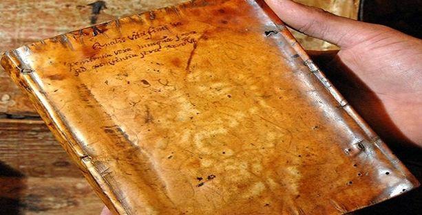Harvard'ın kütüphanesinde insan derisinden kitap bulundu