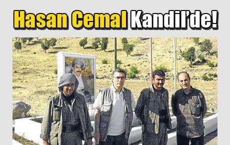 Hasan Cemal Kandil'de!