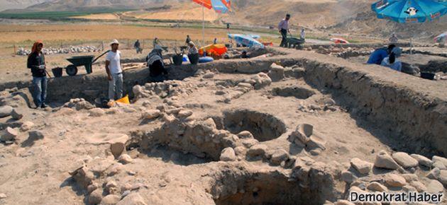 Hasankeyf'te Neolitik Çağ'a ait kemikler bulundu