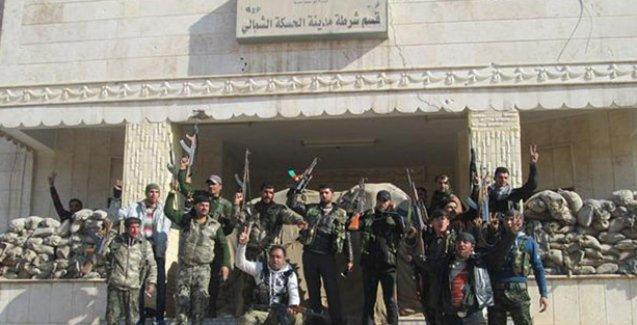 Haseke'de YPG ile Esad güçleri arasında çatışmalar sürüyor