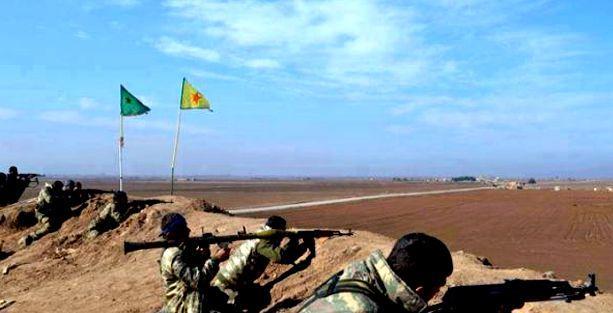 Haseke'de YPG'den IŞİD'e baskın