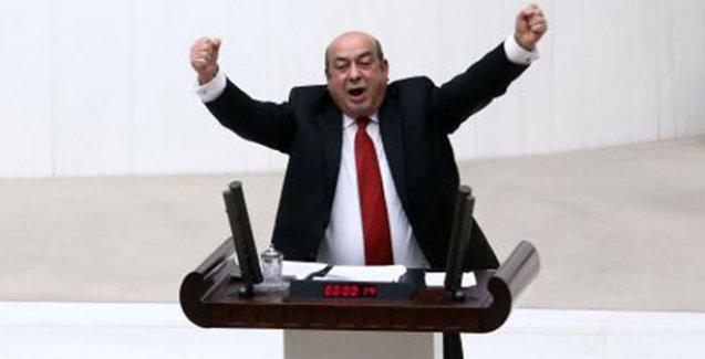 Hasip Kaplan Meclis'te yaşanan kavgalara isyan etti: Boğa gibi...