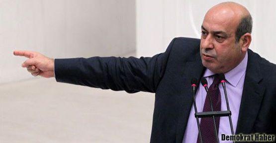 Hasip Kaplan: Önce demokratik seçim yasalarında buluşun
