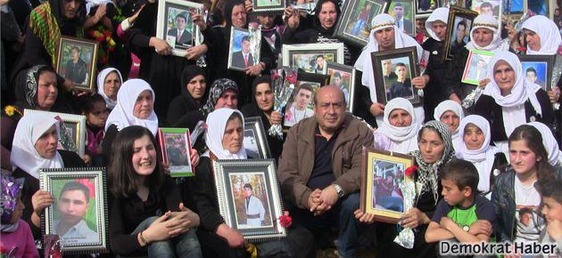Hasip Kaplan Roboski'de 8 Mart yürüyüşüne katıldı