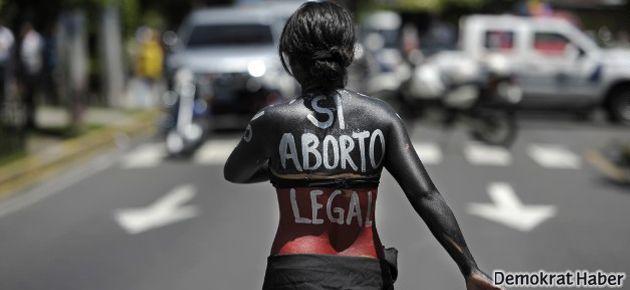 Hasta kadının da kürtaj talebine izin yok