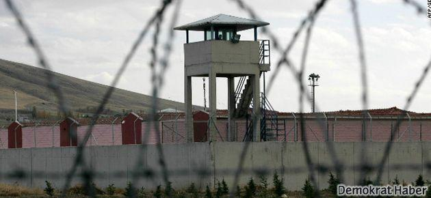 Hasta tutuklu tahliye edildi