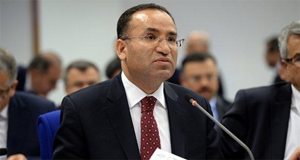 Bozdağ'dan 'sekreterya' ve 'af' açıklaması