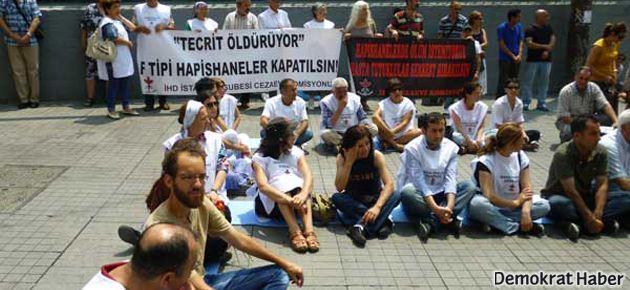 'Hasta tutuklular tahliye edilsin'