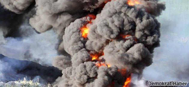 Hatay'da patlama: 10 ölü!