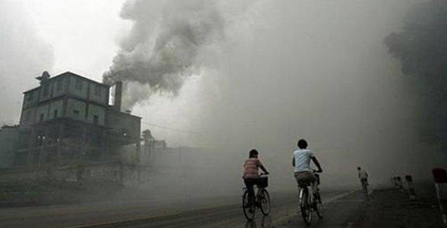 Hava kirliliği beyin kanaması tehlikesini artırıyor