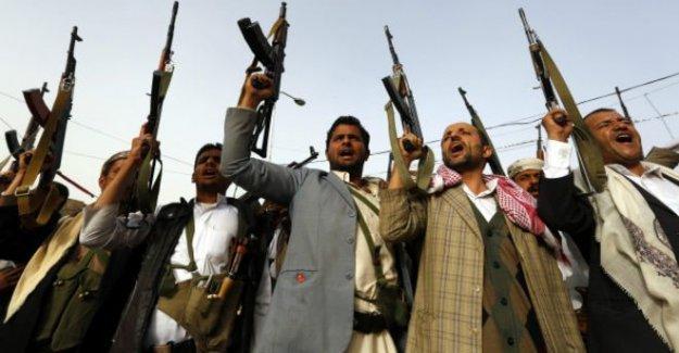 BM'den Husilere silah ambargosu