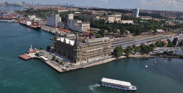 Haydarpaşa projesine Kadıköy Belediyesi'nden red