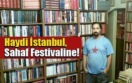 Haydi İstanbul, Sahaf Festivaline!