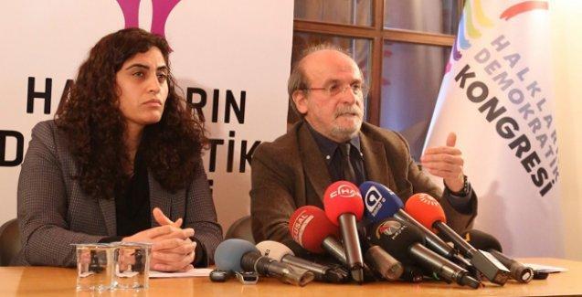 HDK: Cizre'deki cinayetlere sessiz kalmayacağız