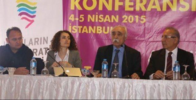 HDK'nin Alevi konferansının sonuç bildirgesi açıklandı