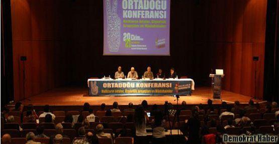 HDK Ortadoğu Konferansı'nın ilk günü dün tamamlandı