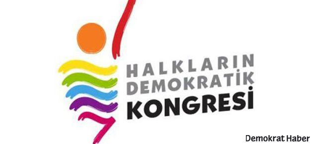 HDK, Rojava için Taksim'de olacak