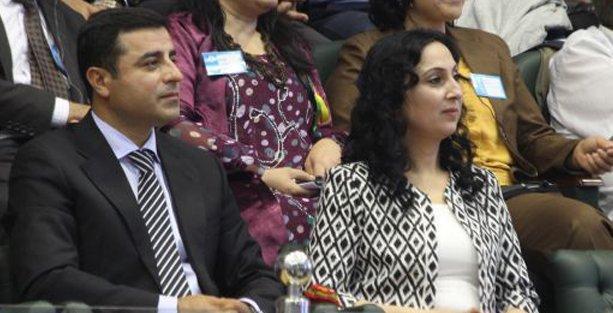 HDP: 2015'te 'Yeni Yaşam' için mücadelemizi yükseltelim