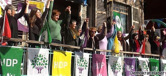 HDP, Adalar'da seçimlere kadınlarla katılıyor
