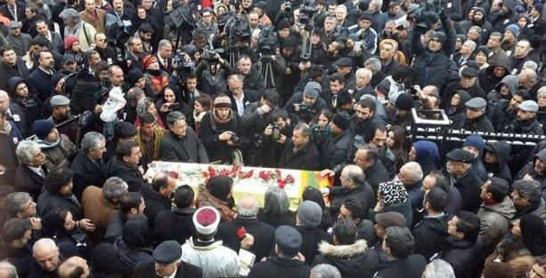 HDP Adana Milletvekili Murat Bozlak toprağa verildi