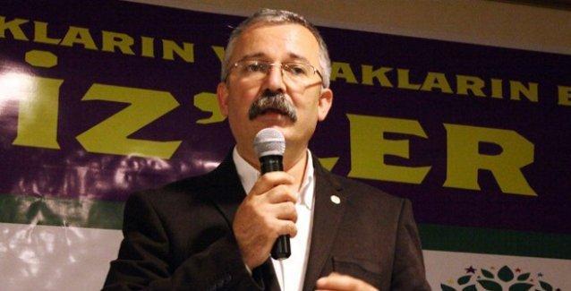 HDP adayı Rıdvan Turan: 7 Haziran'da hesap soracağız, HDP silip süpürecek