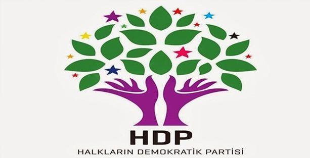 HDP: AKP IŞİD'e destek vermekten vazgeçsin