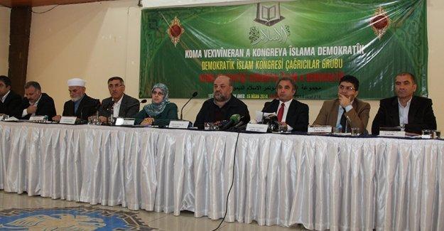 HDP, 'AKP küskünleri' ile görüştü