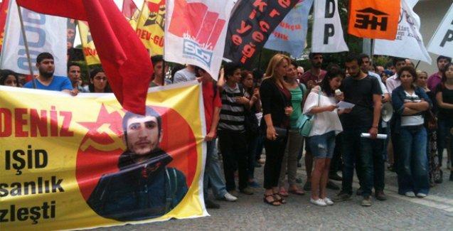 HDP'den, Bedrettin Akdeniz anmasında gözaltına alınan SDP'lilere destek