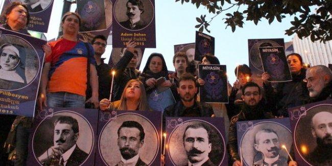 HDP'den Ermeni aydınlar için 100 çan