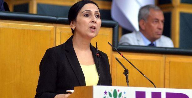 HDP Eşbaşkanı Yüksekdağ: Umut ve değişim kazandı