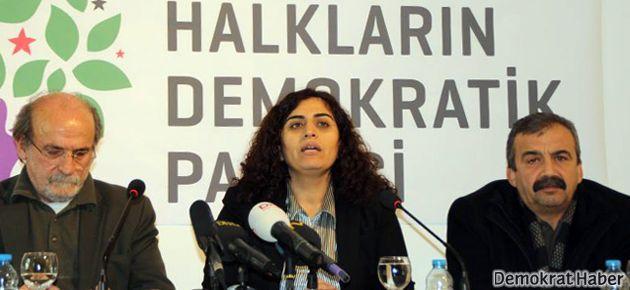 HDP'den KCK açıklamasına tepki