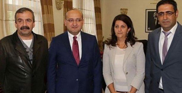 HDP heyeti Akdoğan ile görüştü: İmralı heyeti  genişleyecek