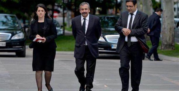 HDP heyeti KCK yetkilileriyle görüştü