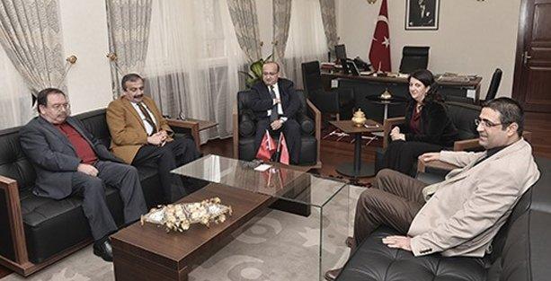 HDP Heyeti: Kriz sürecini geride bıraktık, yeni bir sürece girdik