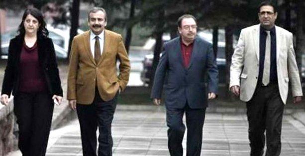HDP Heyeti'nden 'İmralı ziyareti' açıklaması