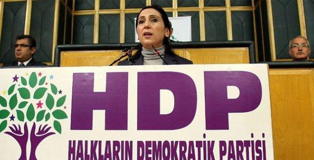 Yüksekdağ: Saldırıyı siyasi iktidar organize etti