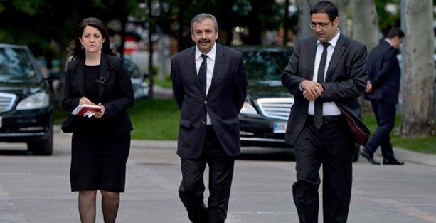 HDP İmralı Heyeti, Yalçın Akdoğan ile görüşecek