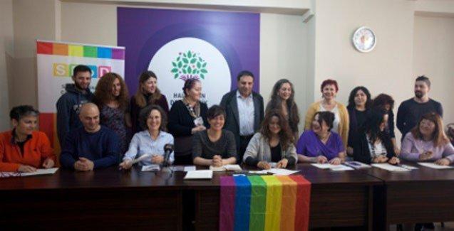 HDP İstanbul adayları: LGBTİ'lerin seslerini Meclis'e taşıyacağız
