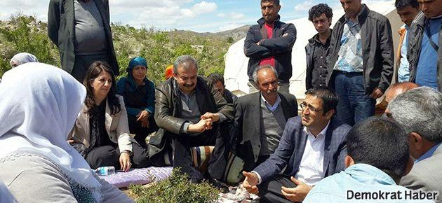 HDP, kaçırılan asker ve siviller için devrede