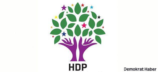 HDP kadın bürosuna saldırı